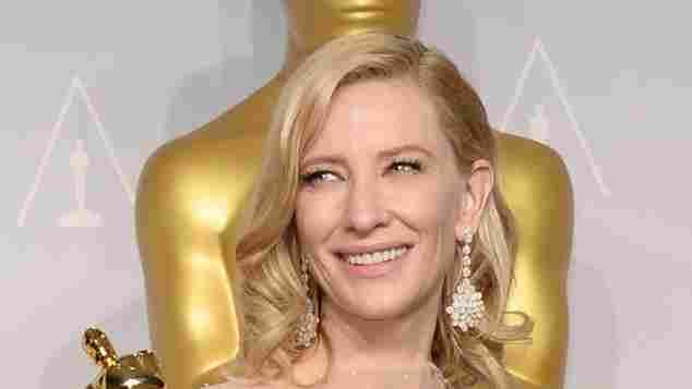 Cate Blanchett bei den Oscars 2014
