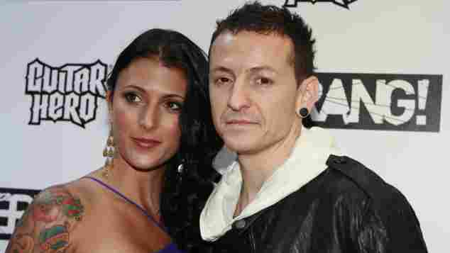 Chester Bennington Linkin Park Frau Talinda