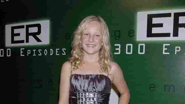 """Chloe Greenfield spielte in """"8 Mile"""" die kleine Schwester von Eminems Charakter"""