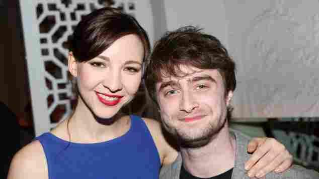 Daniel Radcliffe und Erin Drake sind glücklich verliebt