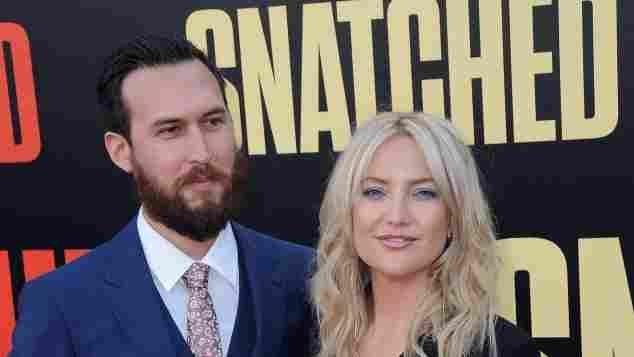 """Kate Hudson und Danny Fujikawa bei der Premiere von """"Snatched"""""""