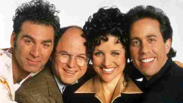 """Seinfeld""-Cast"
