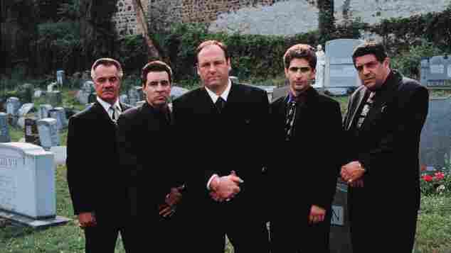 """Die """"Sopranos""""-Darsteller"""
