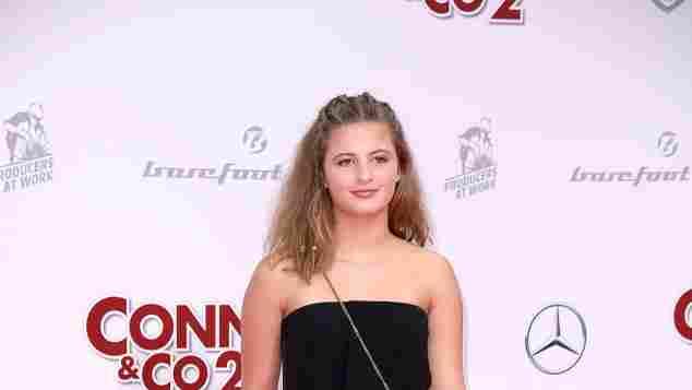 """Emma Schweiger bei """"Connie und Co. 2""""-Premiere"""