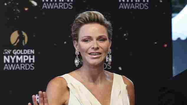 Fürstin Charlene von Monaco