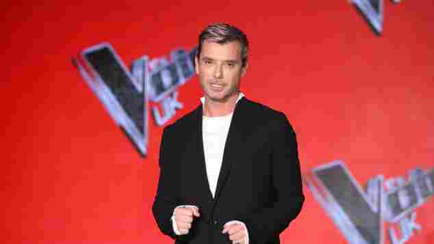 Gavin Rossdale The Voice