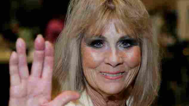 """""""Star Trek""""-Darstellerin Grace Lee Whitney ist im Alter von 85 Jahren verstorben"""