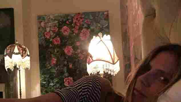 Heidi Klum ungeschminkt