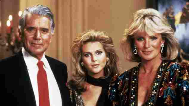 "John Forsythe, Catherine Oxenberg und Linda Evans waren Stars der ""Denver Clan"""