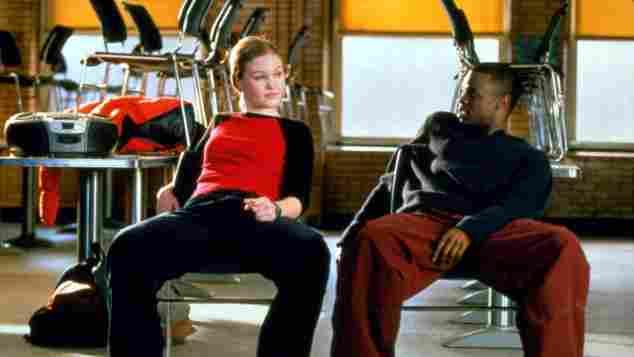 "Julia Stiles und Sean Patrick Thomas in ""Save the Last Dance"""
