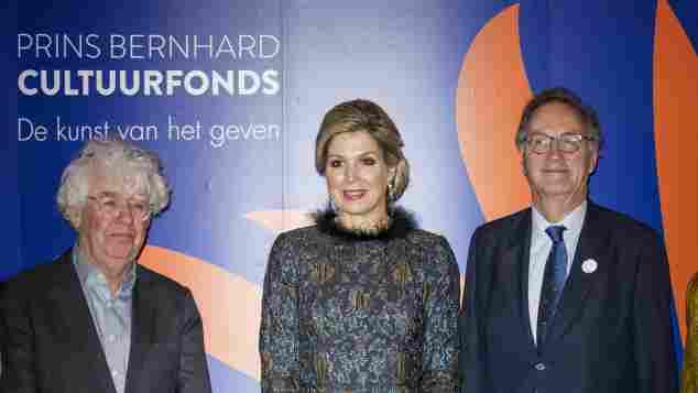königin maxima prince bernhard culture foundation award