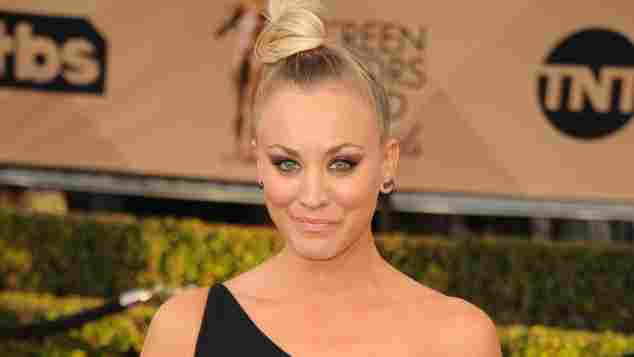 Kaley Couco Annual Screen Actors Guild Award Babyparty