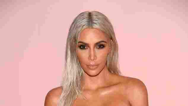 Kim Kardashian New York Fashion Week