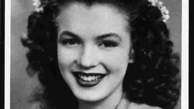 Marilyn Monroe im Jahr 1941