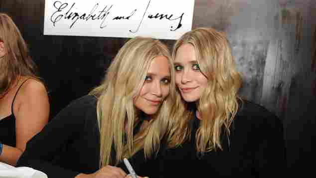 Mary-Kate und Ashley Olsen