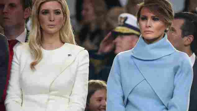 So sehen Ivanka und Melania Trump heute aus