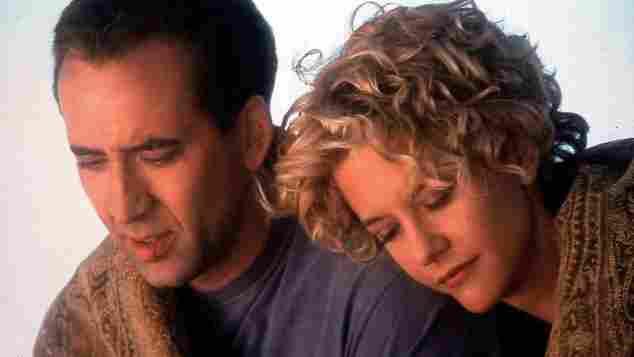 """Nicolas Cage und Meg Ryan in """"Stadt der Engel"""""""