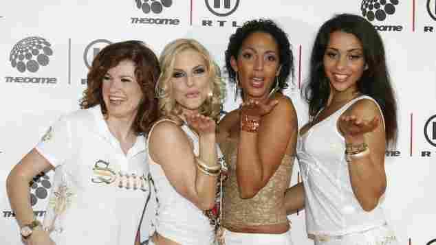 No Angels im Jahr 2007 ohne Vanessa Petruo