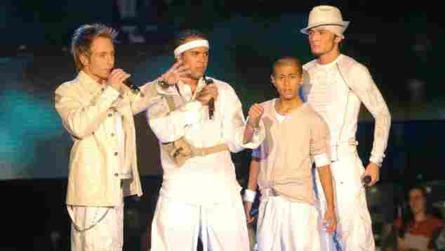 Overground: Popstars-Gewinner 2003