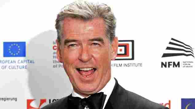 Pierce Brosnan wurde von der Europäischen Filmakademie geehrt