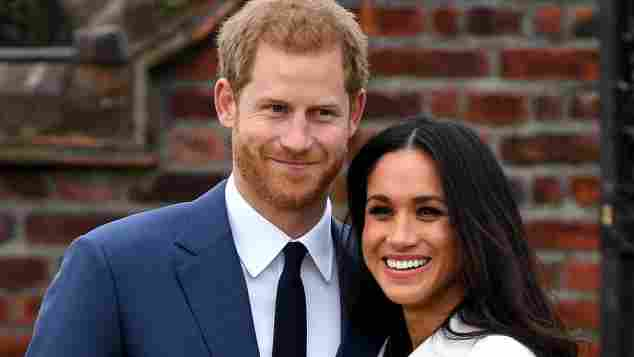 So verliebt wirken Prinz Harry und Meghan Markle