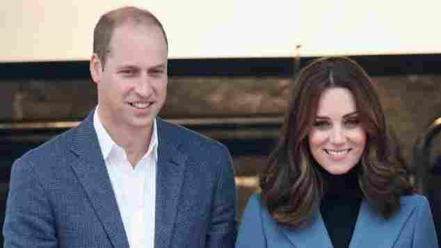 Prinz William Herzogin Catherine schwanger