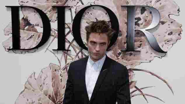 Robert Pattinson Dior-Show Paris