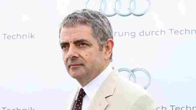 """""""Mr.Bean"""" alias Rowan Atkinson"""