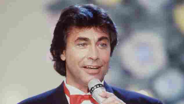 Roy Black bei einem seiner Fernsehauftritte