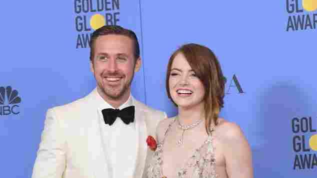 Ryan Gosling und Emma Stone haben beide einen Golden Globe gewonnen