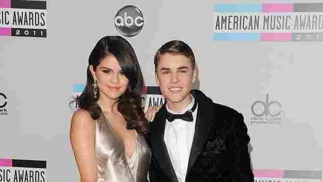 Selena Gomez und Justin Bieber waren einst ein Paar