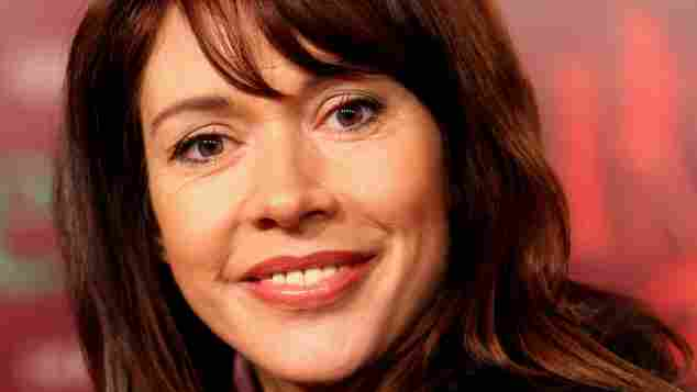 Silvia Laubenbacher moderierte das Mittagsmagazin SAM