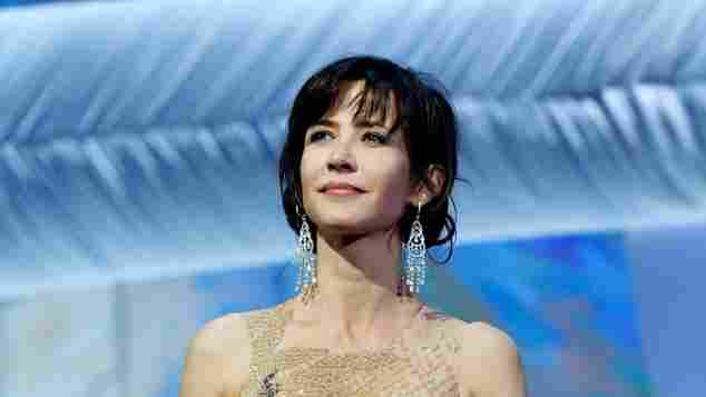 Sophie Marceau bei den Filmfestspielen in Cannes