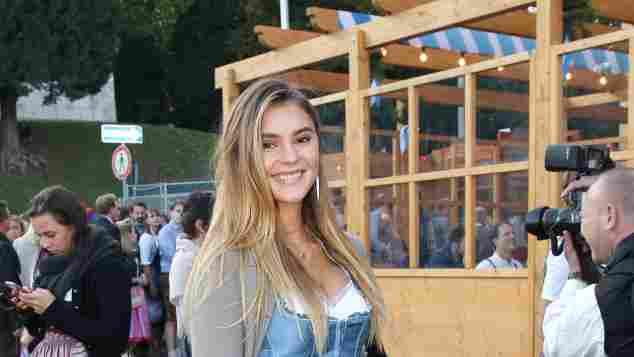 Stefanie Giesinger Dirndl Oktoberfest
