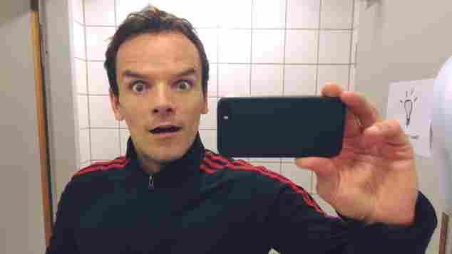 Steffen Henssler ohne Bart