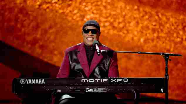 Stevie Wonder bei einem Auftritt im Jahr 2018