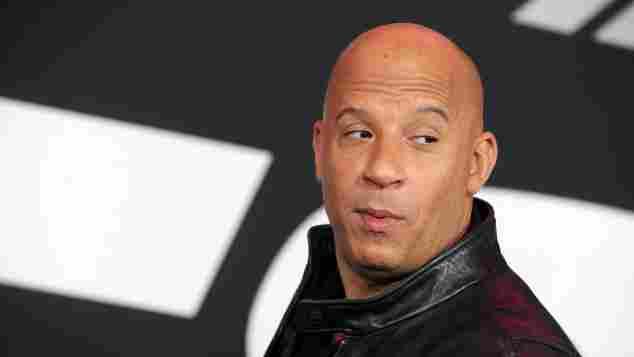 Vin Diesel hat exotische Wurzeln