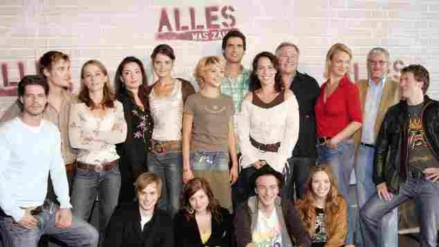 """Alles was zählt""-Cast 2006"