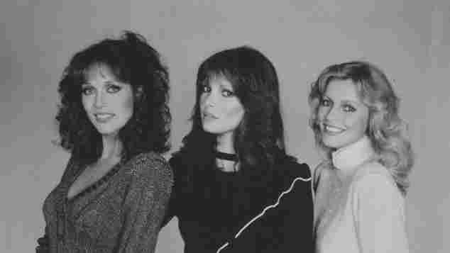 """""""Drei Engel für Charlie"""": Tanya Roberts, Jaclyn Smith und Cheryl Ladd"""