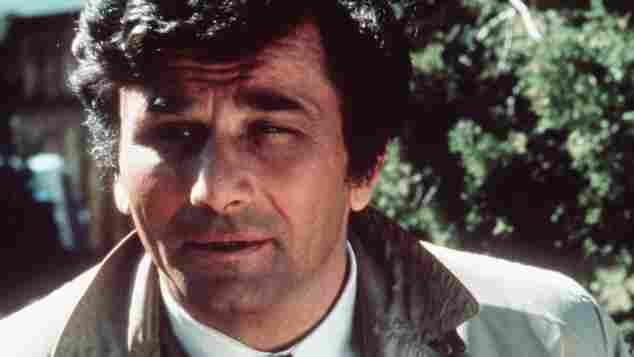 """Peter Falk alias """"Inspektor Columbo"""""""