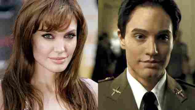 """Angeline Jolie in """"Salt"""""""