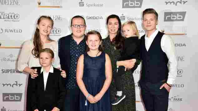 Angelo Kelly Kira Familie Kinder