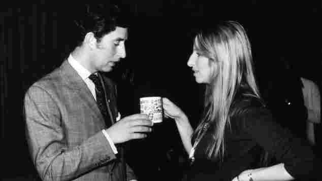 Prinz Charles und Barbra Streisand: Lief zwischen den beiden etwas?