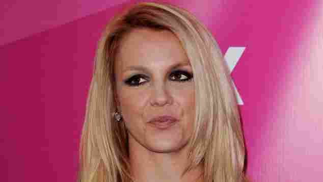 "Britney Spears Jury ""X Factor"" USA 2012"