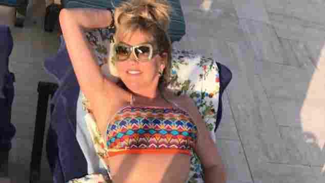 Carmen Geiss, Carmen Geiss Instagra, Carmen Geiss Dubai, Carmen Geiss Bikini, Carmen Geiss Bikini-Body