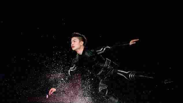 Yan Han, chinesischer, Eiskunstläufer, Eiskunstlauf, Olympia