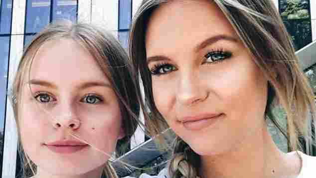 Dagi Bee und ihre kleine Schwester Leni