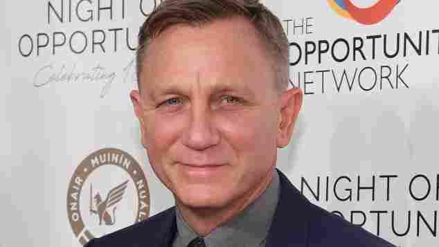 """Daniel Craig verkörpert zum fünften Mal """"James Bond"""""""