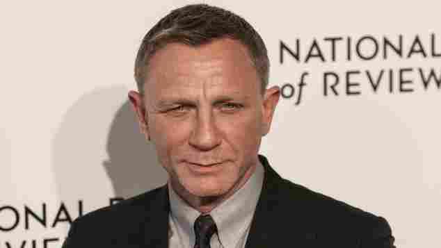 Daniel Craig hat eine bereits erwachsene Tochter