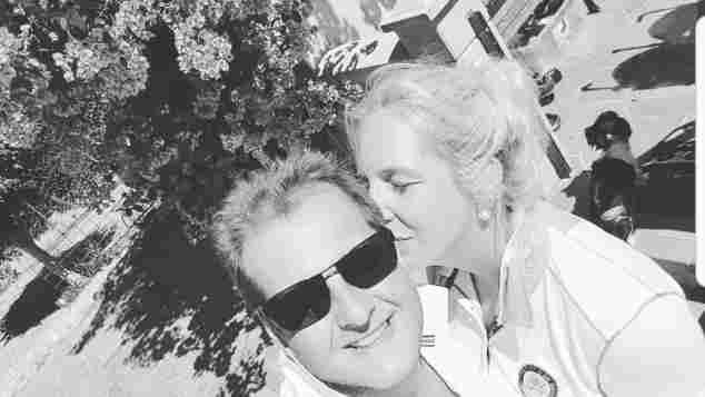 Daniela Büchner postet ein Foto von sich und ihrem verstorbenen Mann Jens auf Instagram